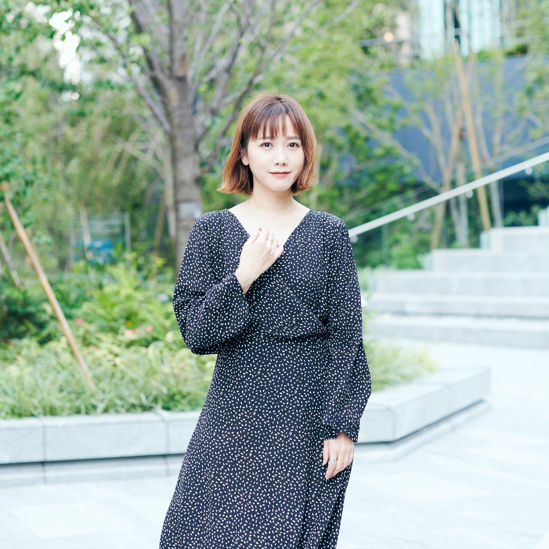 Fashion model / Echigo-Tsumari Art Triennale Official Supporter Rina Tanaka