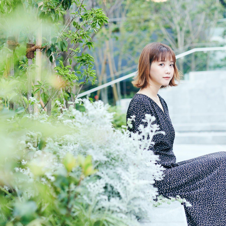 モデル / 「大地の芸術祭」オフィシャルサポーター 田中里奈